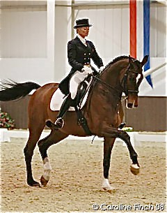Dressage Trainer Nicola Buchanan