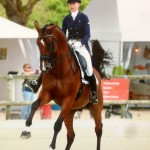 Louise_bell_professional_dressage_coach_and_trainer_talks_to_horse_scout
