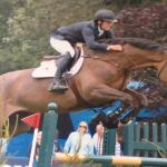 joe clayton talks to horse scout