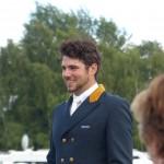 Charlie Hutton Professional Dressage Rider