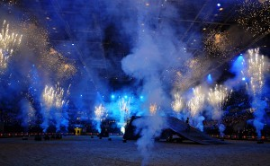 Liverpool International Horse Show - New Year's Eve