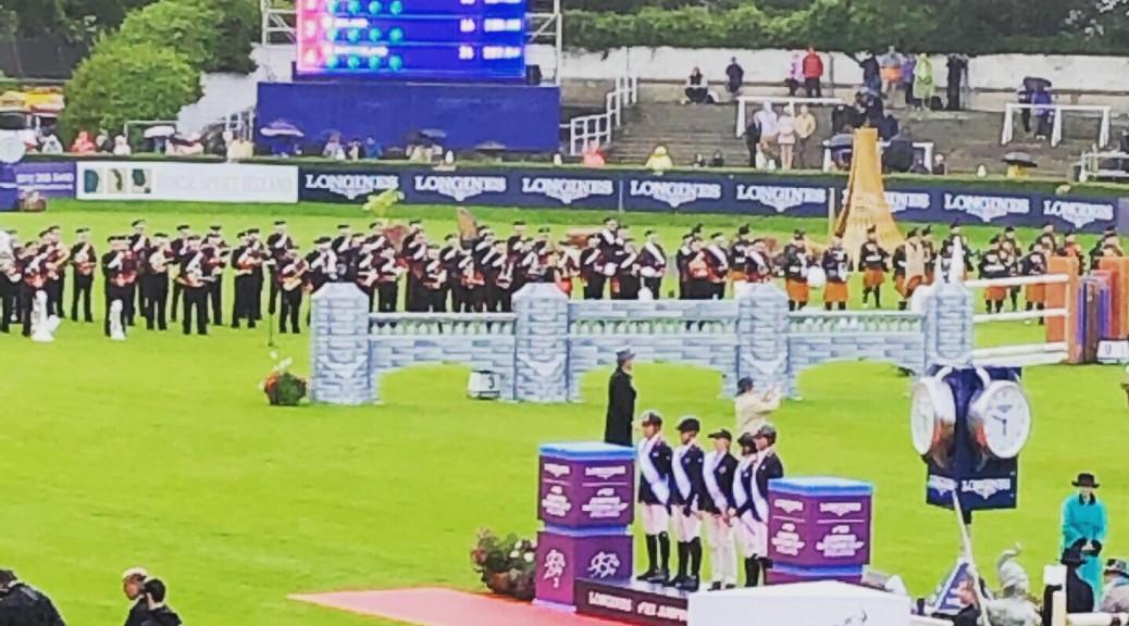 Dublin Horse Show 2019