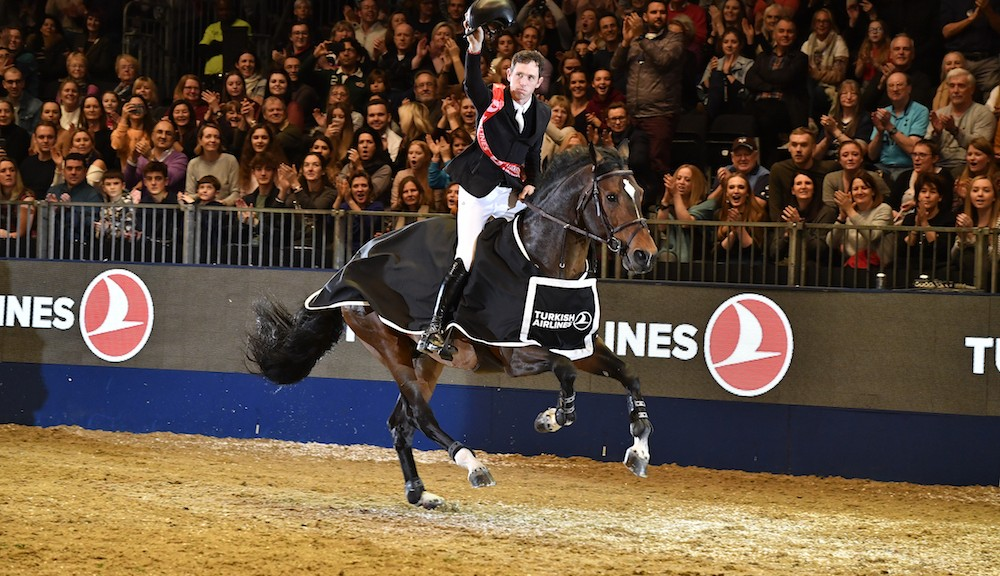 London International Horse Show Olympia 2019