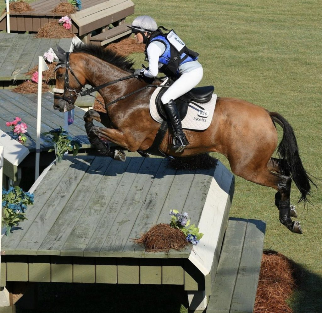 Lucienne Elms and Diamond Duette will be competing at MARS Great Meadow International this week