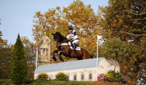 Laura Collett, Pau 5* France.